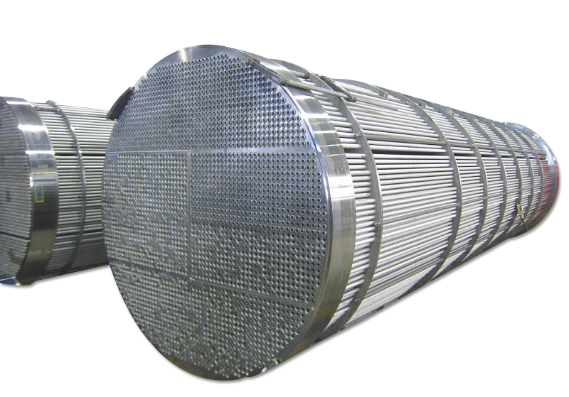 Stainless Steel Boiler and Heat Exchanger tubing